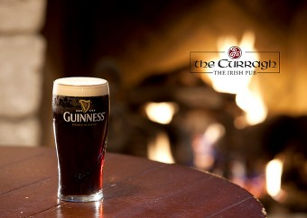 Guinness By The Fire