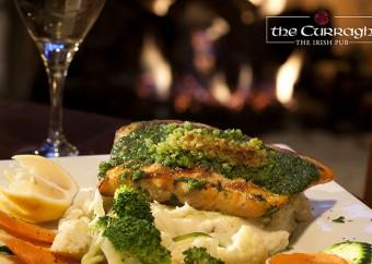 Dungarvan Salmon & Pesto Crust