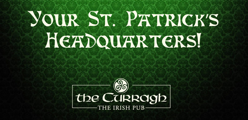 st. patricks day in chicago at edison park restaurant The Curragh
